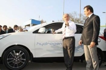 Hydrogenics Electrolysis-Based Hydrogen Fueling Station Opens in Turkey