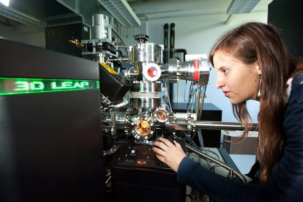 Grants for international master's or doctorate in materials science