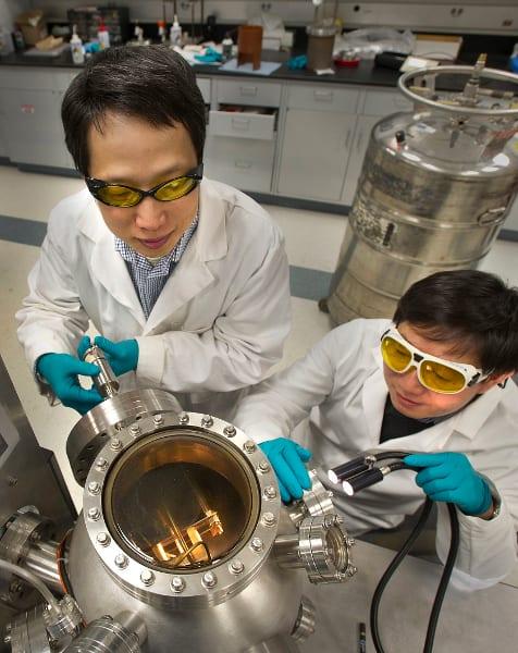 Brookhaven superconductors break performance records