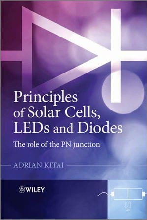 Book Review: Principles of Solar Cells, LEDs and Diodes