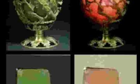 Lycurgus Cup and nanoplasmonic materials adom201200040