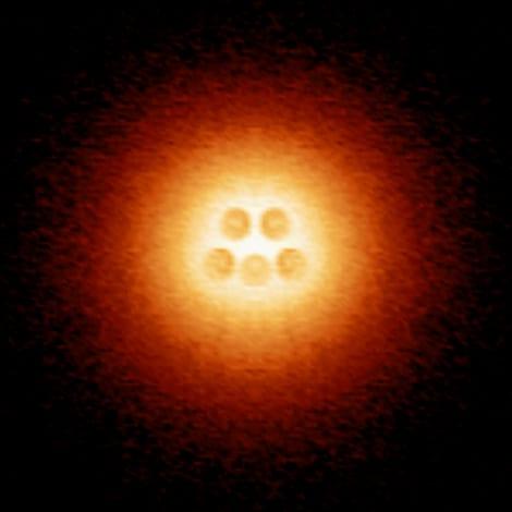 Long-predicted quantum behavior observed in graphene