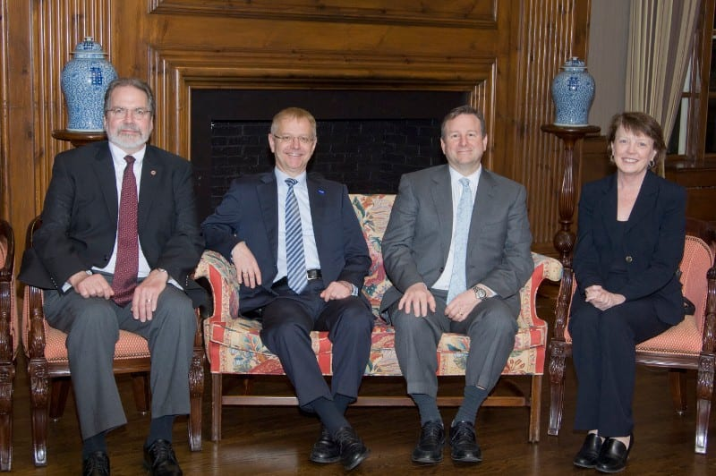 BASF and US institutes collaborate on new advanced materials center