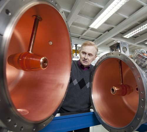 Particle accelerators become cheaper
