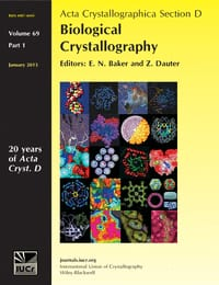 acta-crystallographica-D-front-cover