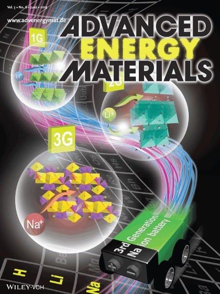 2012 Materials Science Impact Factors Announced