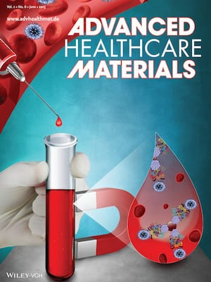 Hottest papers from Advanced Healthcare Materials