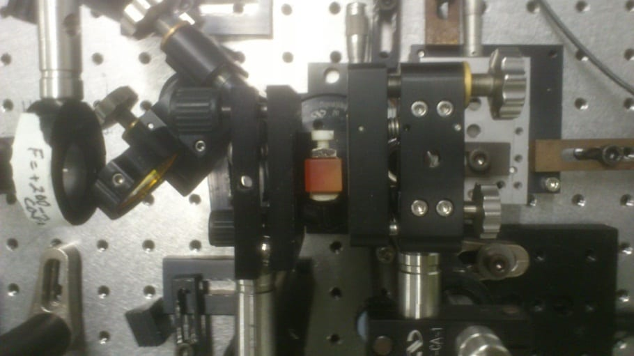 A better chalcopyrite for optical oscillation