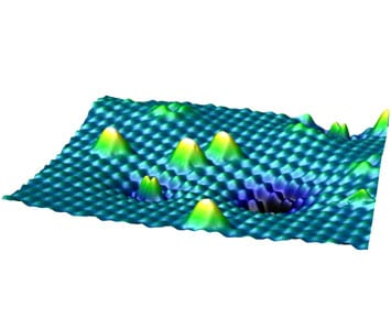 Completely new atomic crystal dynamic of titanium dioxide discovered