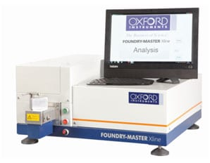 New metals analyser designed for the foundry and metals industry