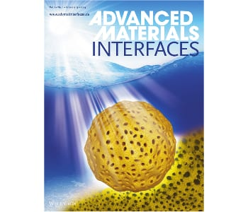 Introducing Advanced Materials Interfaces