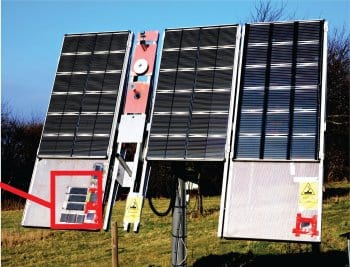 Outdoor operational stability of polymer solar modules
