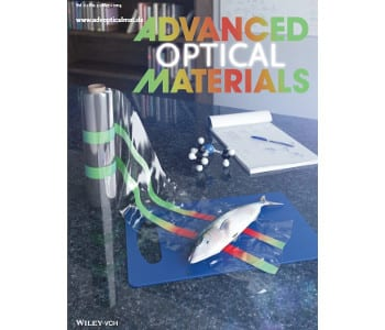 Sensors, OPV modules, and light extractors: Advanced Optical Materials in May