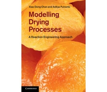 Book review: Modelling Drying Processes – A Reaction Engineering Approach