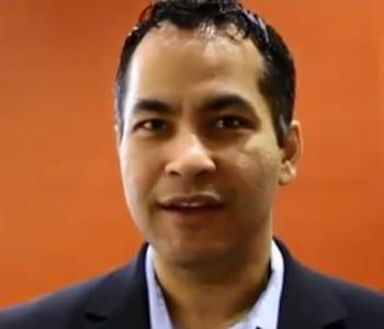 Ali Khademhosseini at the 2014 ACS National Meeting