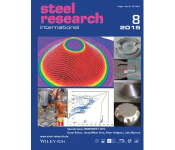 Numerical modeling of sheet metal forming processes