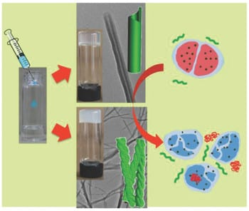 Enhanced antibacterial effect from silver nanomaterials