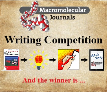 Macromolecular Journals Writing Competition: We have a Winner