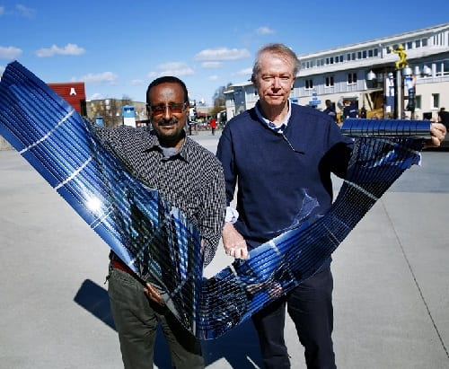 New world record for polymer solar cells