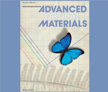 Advanced Optical Materials – April Issue Covers