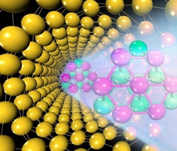 Stable gold nanowires for nanoelectronics