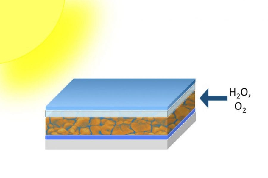 Stability issues of the next generation solar cells
