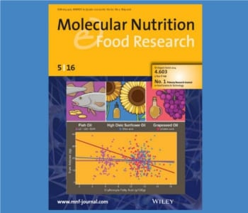 Molecular Nutrition & Food Research – May Issue Covers