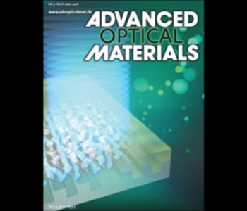 Advanced Optical Materials – June Issue Covers