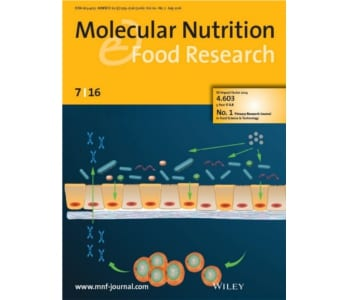 Molecular Nutrition & Food Research – July Issue Covers