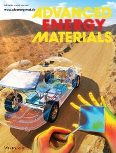 Best of Advanced Energy Materials – July