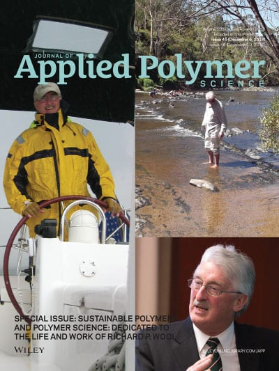 Sustainable Polymers and Polymer Science: Dedicated to the Life and Work of Richard P. Wool