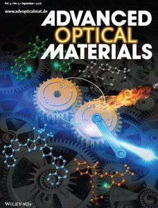 Inside Cover of the Photochromic Molecules and Materials Special Issue