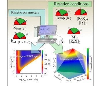 The importance of kinetic modeling for understanding and designing RAFT polymerizations