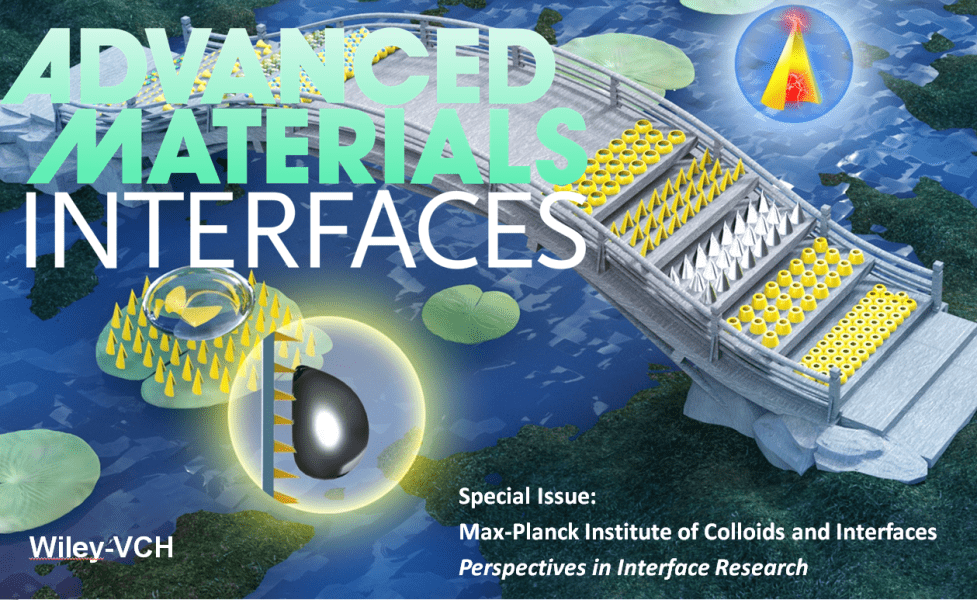 Special Issue Advanced Materials Interfaces: Max-Planck Institute of Colloids and Interfaces