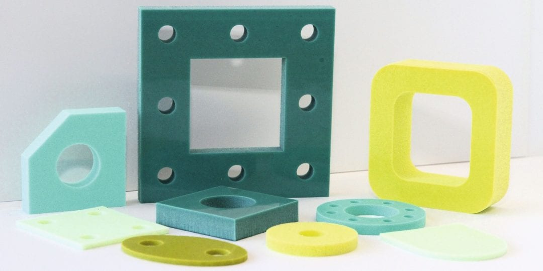 New Polyurethane Absorbs Impacts