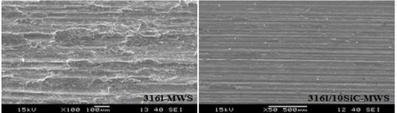 A Novel Metal Matrix Composite with Advanced Wear and Corrosion Properties