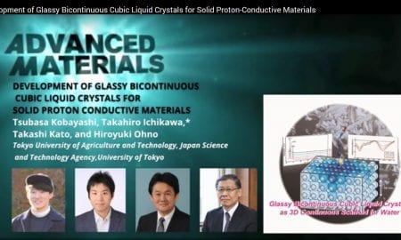 Bicontinuous Liquid Crystals Video Abstract