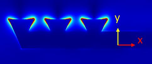 Plasmonic Effects Enhance Infrared Detection