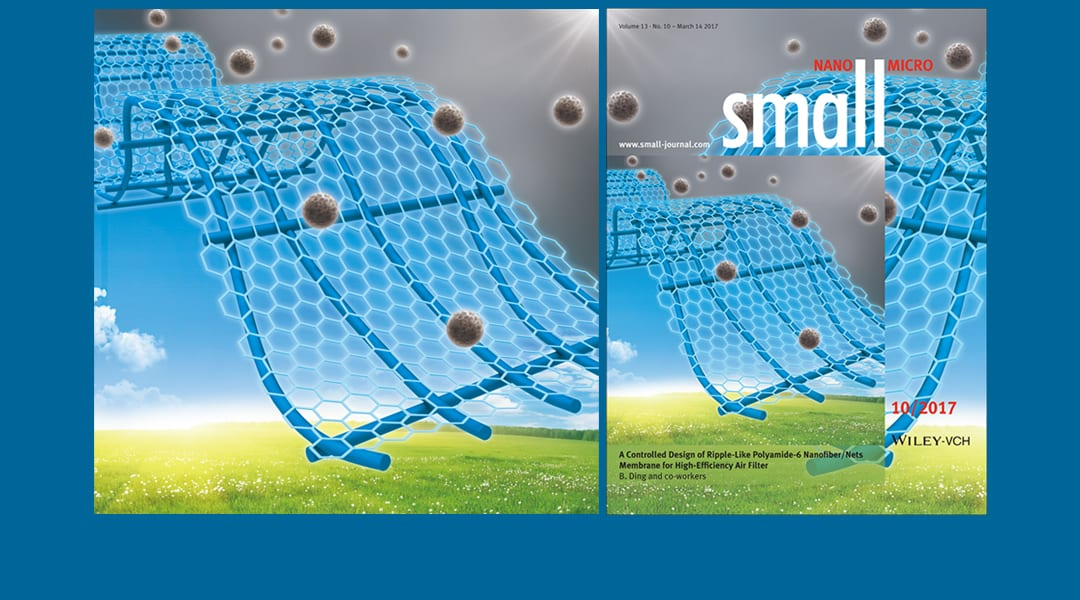 Nanofiber/Nanonets Membranes for High-Efficiency Air Filters