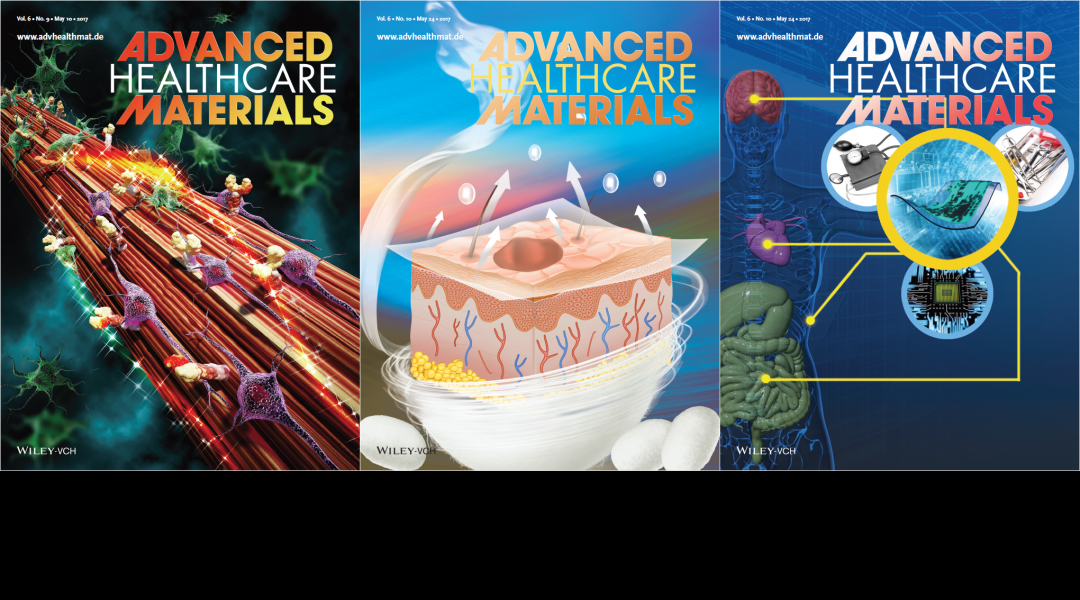 Cover Art – Featuring Neural Stem Cells, Wound Healing and More