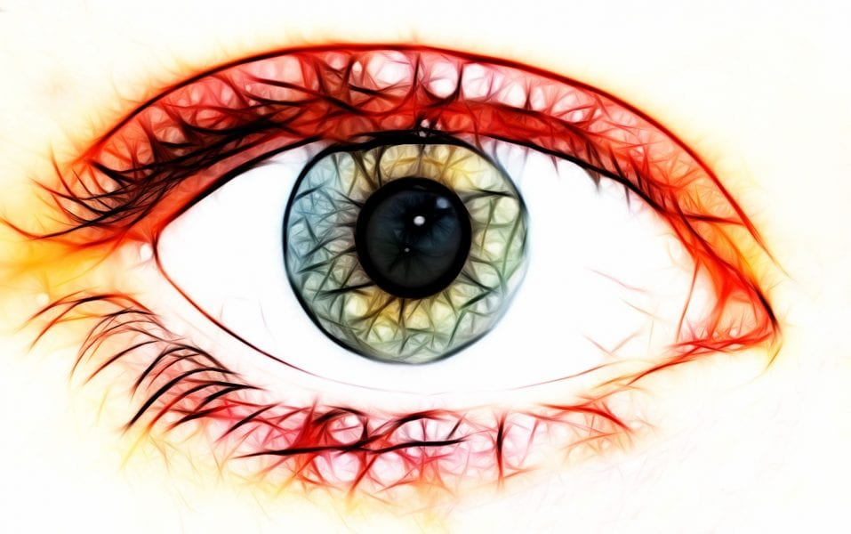 Enzymes Play a Role in Corneal Blindness