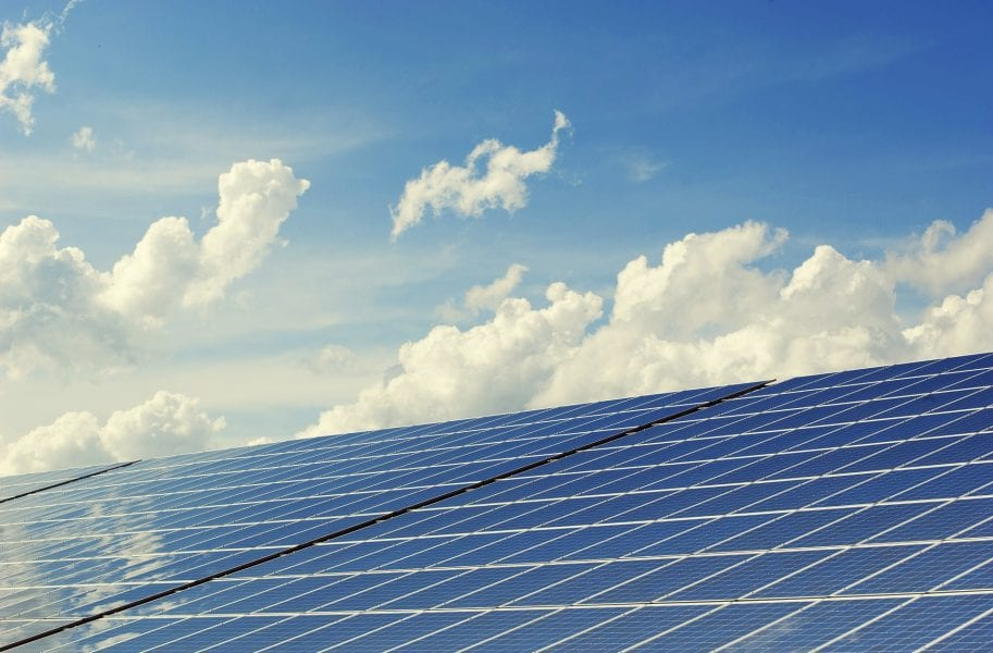 Collecting Electrons from Photovoltaic Cells