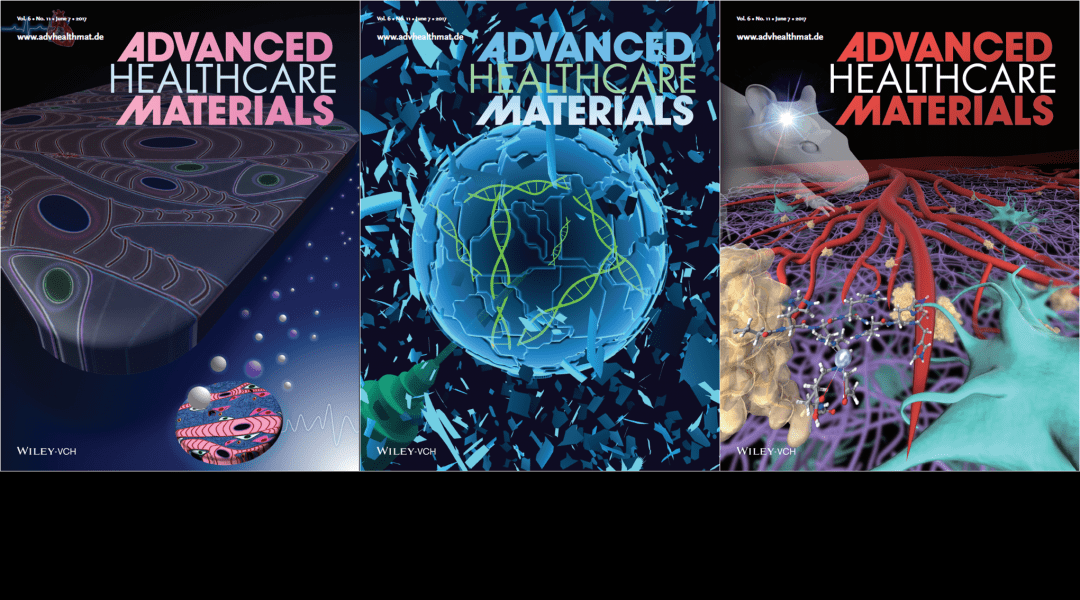 Cover Art – Featuring Cancer Therapy, Angiogenesis and Tissue Engineering