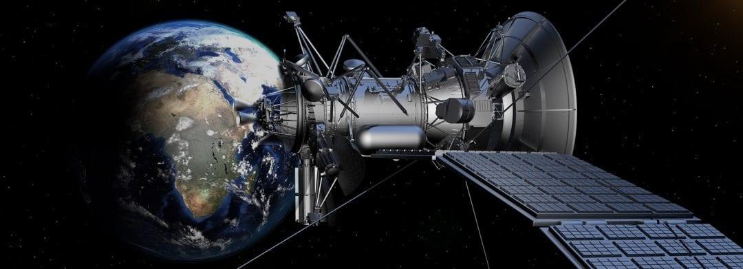 Antenna for New Communication Satellite