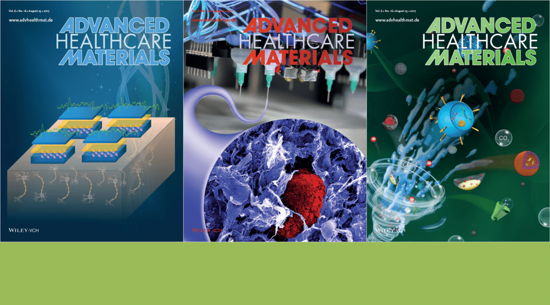 Cover Art – Featuring 3D Bioprinting, Supercritical Fluid Technology and Electrocorticography