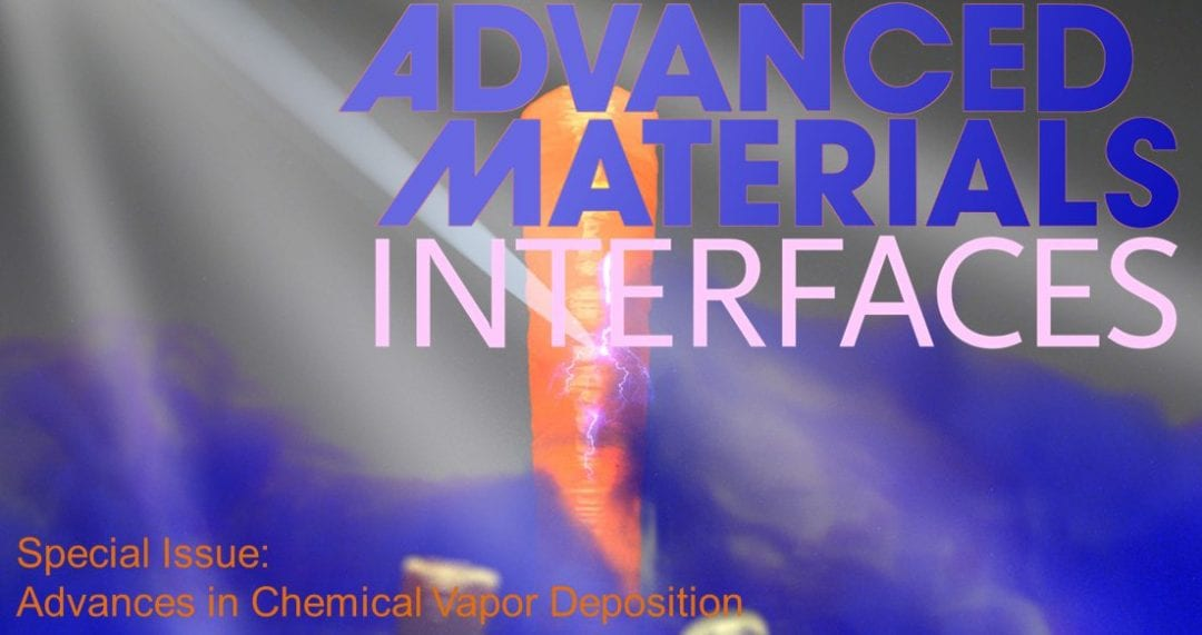 Advances in Chemical Vapor Deposition