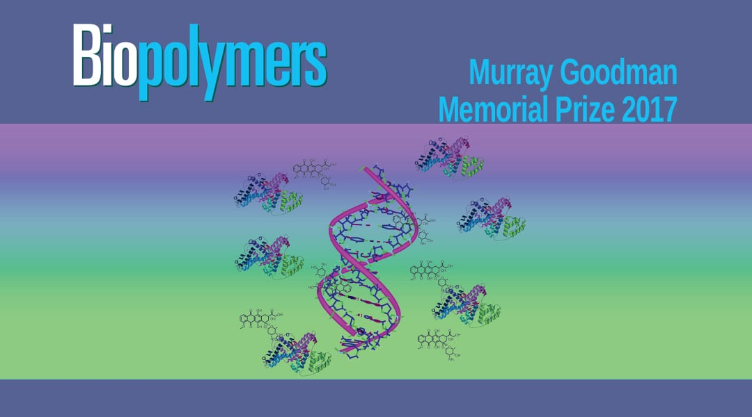 Biopolymers Murray Goodman Memorial Prize Winner 2017: William F. DeGrado