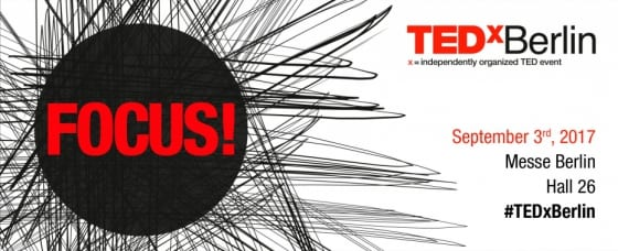 Confererence Report: TEDx Berlin