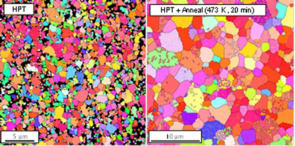 Post-Deformation Annealing to Optimize Magnesium Alloys