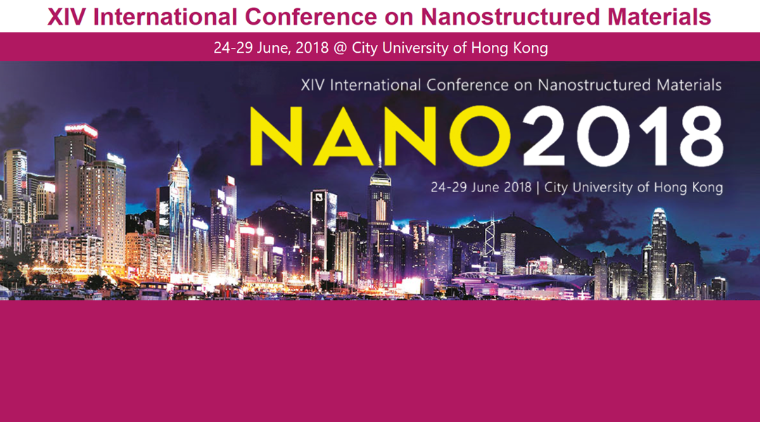 Deadline Extended for NANO2018: 30 Years of Advanced Materials